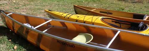 Hemlock Pete's Ultralight Canoes, Kayaks, and Hornbeck Boats